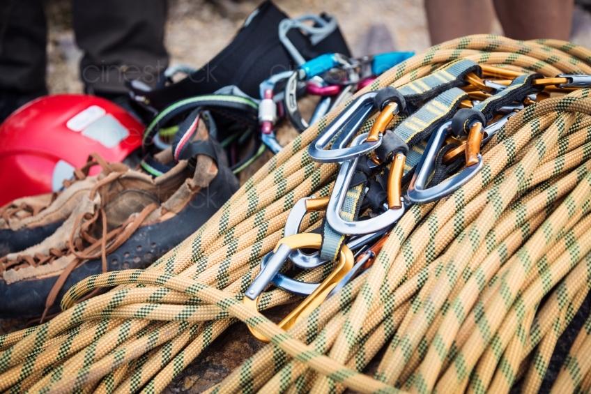 Kletterausrüstung Essen : Karabiner kletterseile und kletterausrüstung cinestock